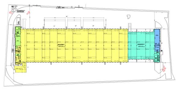 Planimetrie pdf truccazzano andre s p a immobili for Planimetrie capannone