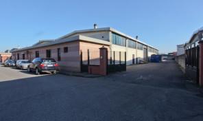 Industrial Warehouse – San Giuliano Milanese (Mi) – Via priv. Cadore 2-4